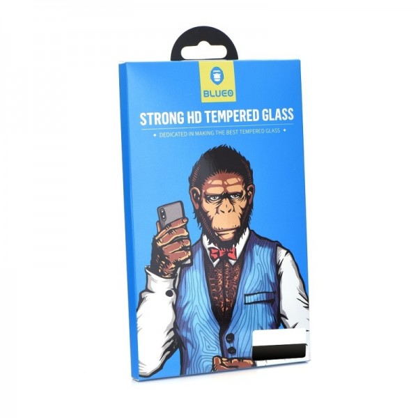 Folie Sticla Securizata Premium 5d Mr. Monkey Strong Hd iPhone Xs Max Full Cover Negru