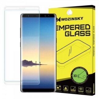 Folie Sticla Securizata Wozinsky 9h 3d Full Cover Samsung Note 8 Transaprenta