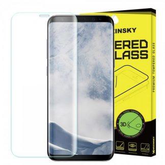 Folie Sticla Securizata Wozinsky 9h 3d Full Cover Samsung S8 G950f Transparenta