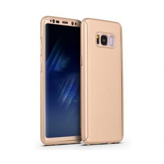 Husa 360 Grade Mixon Protection Samsung Galaxy S8 Gold