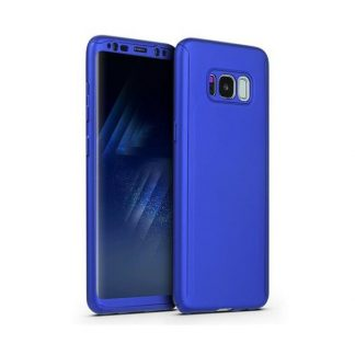 Husa 360 Grade Mixon Protection Samsung Galaxy S8+ Plus Albastru
