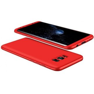 Husa 360 Grade Mixon Protection Samsung Galaxy S8+ Plus Red