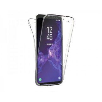 Husa 360 Grade Silicon Si Tpu Premium LG G6 Transparenta Mixon