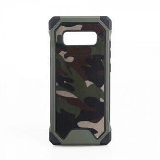 Husa Anti-shock Army Armoro Mixon Samsung Note 8 Verde
