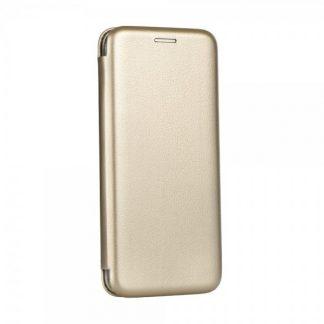 Husa Flip Carte Cu Magnet Lux Mixon Huawei Mate 10 Pro Gold
