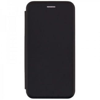 Husa Flip Carte Cu Magnet Lux Mixon Huawei Mate 20 Negru
