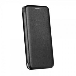 Husa Flip Carte Cu Magnet Lux Mixon iPhone 5S /5SE Black