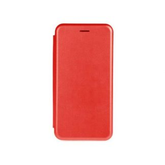 Husa Flip Carte Cu Magnet Lux Mixon iPhone X / iPhone 10 Rosu