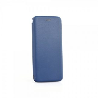 Husa Flip Carte Cu Magnet Lux Mixon Samsung J5 2017 Blue