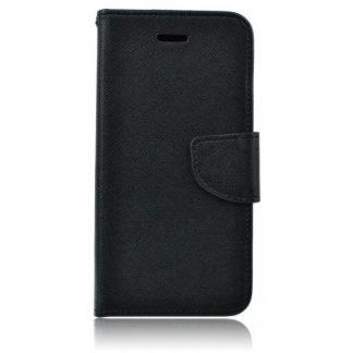 Husa Flip Carte Fancy Book Huawei P9 Lite Negru