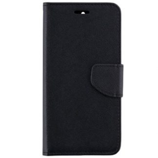 Husa Flip Carte Fancy Book Nokia 8 Negru
