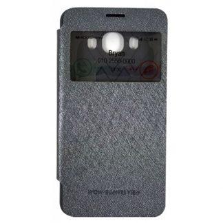 Husa Flip Cover Goospery Mercury Samsung A5 2016 Gri