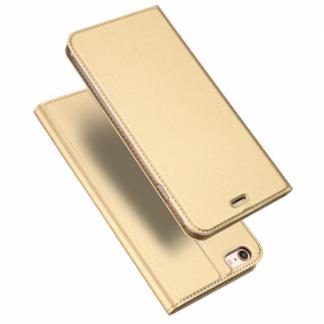 Husa Flip Cover Premium Duxducis Skinpro iPhone 7/8 Gold