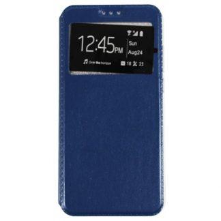Husa Flip Tip Carte Mixon Huawei P Smart Dark Blue