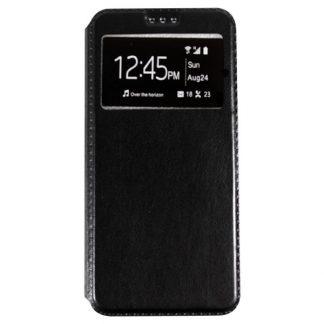 Husa Flip Tip Carte Mixon Huawei P20 Negru