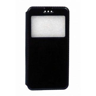 Husa Flip Tip Carte Mixon Huawei P9 Plus Neagra