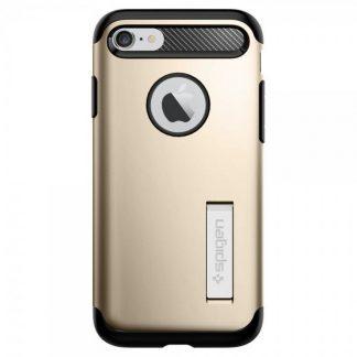 Husa iPhone 7/8 Spigen Sgp Slim Armor Champagne Gold