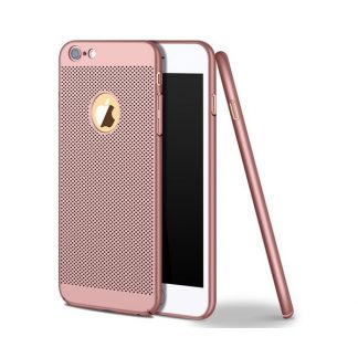 Husa Lux Hard Ultra Slim Air-up iPhone 6 6s Plus Rose Gold