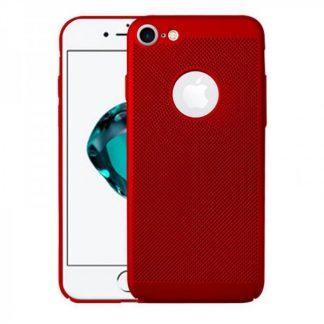 Husa Lux Hard Ultra Slim Air-up iPhone 8 Rosu