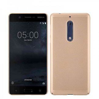 Husa Mixon Slim Air-up Nokia 3 Gold