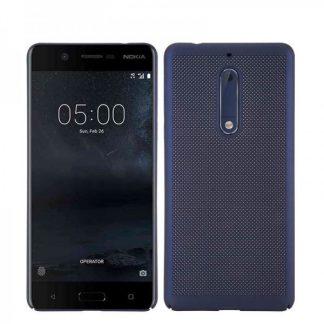 Husa Mixon Slim Air-up Nokia 5 Dark Blue