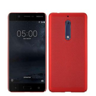 Husa Mixon Slim Air-up Nokia 5 Rosu