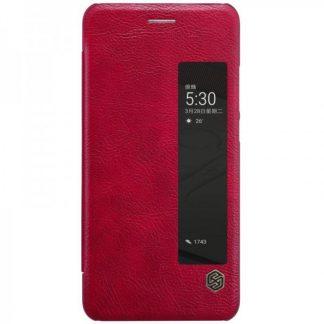 Husa Nillkin Qin Flip Cover Huawei P10 Plus Red