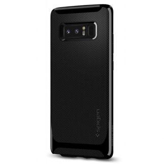 Husa Originala Spigen Neo Hybrid Samsung Note 8 Shiny Black