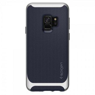 Husa Originala Spigen Neo Hybrid Samsung S9 Silver Arctic