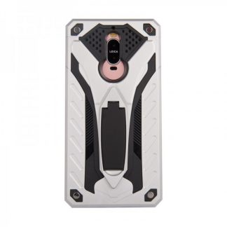 Husa Premium Armor Phantom Forcell Pro Huawei Mate 10 Lite Silver