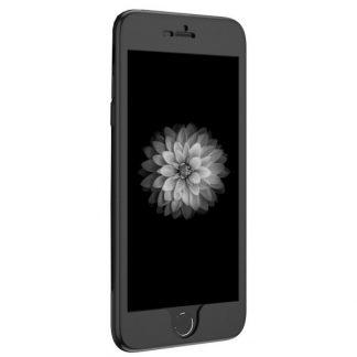 Husa Protectie Silicon 360 Grade Mixon iPhone 6/6s Plus Negru