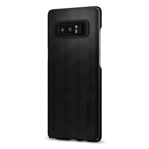 Husa Samsung Note 8 Spigen Thin Slim Matte Black