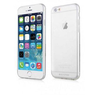 Husa Slim G-case iPhone 6/6s Plus Transparenta