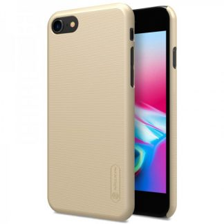 Husa Slim iPhone 8 Nillkin Frosted Gold