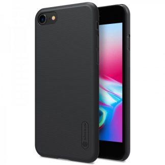 Husa Slim iPhone 8 Nillkin Frosted Negru