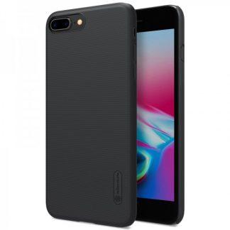 Husa Slim iPhone 8 Plus Nillkin Frosted Negru