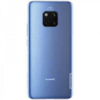Husa Slim Nillkin Nature Huawei Mate 20 Pro Transparenta Ultra Slim