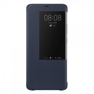 Husa Smart Case Flip Originala Huawei Mate 20 Pro Blue