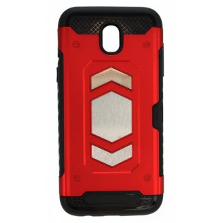 Husa Spate Anti-shock Forcell Magnet Case Samsung J7 2017 Rosie