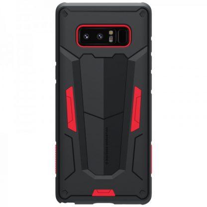 Husa Spate Anti-shock Nillkin Defender 2 Samsung Note 8 Rosu