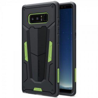 Husa Spate Anti-shock Nillkin Defender 2 Samsung Note 8 Verde