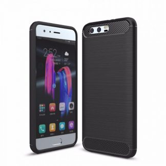 Husa Spate Forcell Carbon Pro Huawei Honor 9 Black