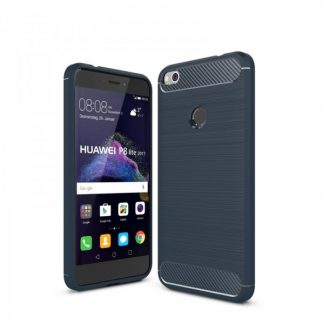 Husa Spate Forcell Carbon Pro Huawei P9 Lite /p8 Lite 2017 Grey