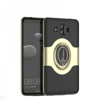 Husa Spate Ipaky Iring Magnetic Huawei Mate 10 Pro Gold