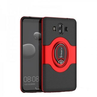 Husa Spate Ipaky Iring Magnetic Huawei Mate 10 Pro Red
