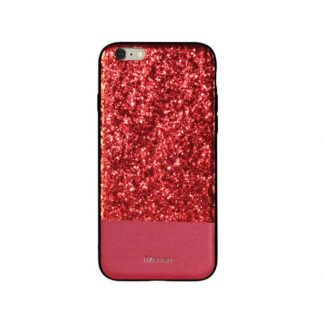 Husa Spate Lux Premium Dzgogo Bling iPhone 6-6s Red