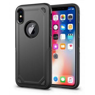 Husa Spate Mixon Sgp Pro iPhone X ,iphone 10 Negru