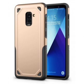Husa Spate Mixon Sgp Pro Samsung A8 2018 Gold