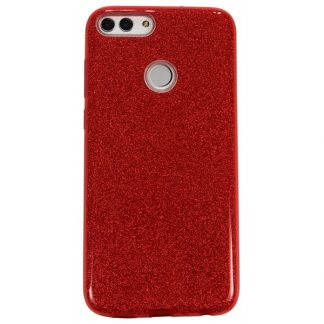 Husa Spate Mixon Shiny Lux Huawei P Smart Red