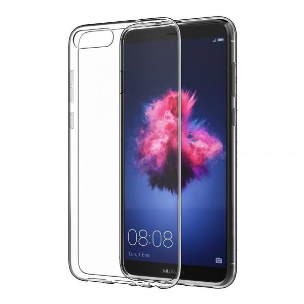 Husa Spate Mixon Ultra Slim Huawei Y5 2018 Transparenta